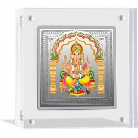 50gm Silver Ganesh Gift