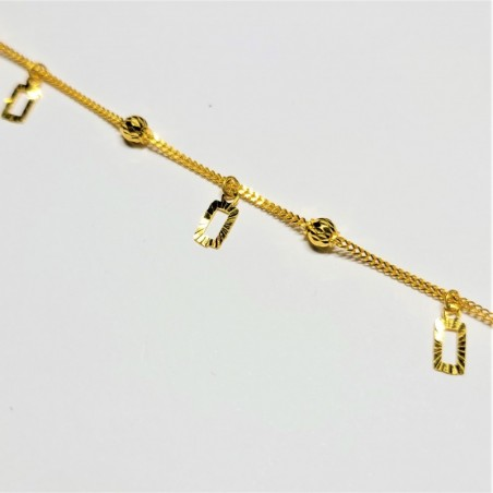 Moving Charm Bracelet - 1
