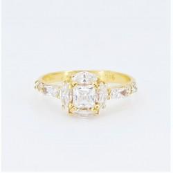 Unique bridal ring set! - 6