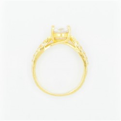 22ct Bridal Ring Set - DMS-R73 - 6