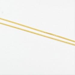 Hollow Square Diamond Cut Spiga Chain - DMS-5-C50 - 3