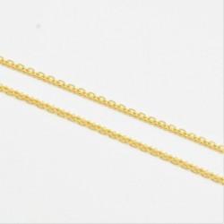 Flat Diamond Cut Chain - DMS-7-C61 - 4