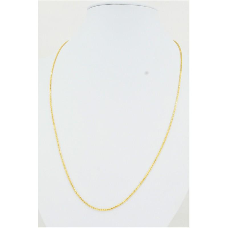 Solid Round Cut Spiga Chain - DMS-11-C57 - 1