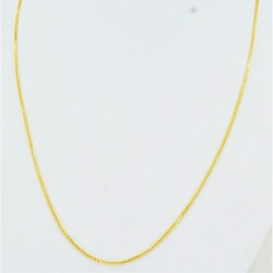 Solid Round Cut Spiga Chain - DMS-11-C57 - 2