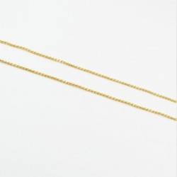 Two-Tone Solid Rope Chain - DMS-13-C100 - 3