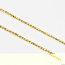Two-Tone Solid Rope Chain - DMS-13-C100 - 4