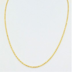 Solid Rope Chain - DMS-14-C96 - 2