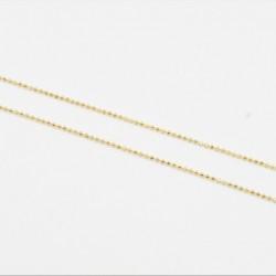 Two-Tone Fine Ball Bead Chain - DMS-15-C25 - 4