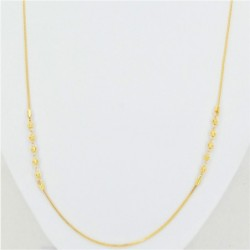 Fancy Box and Bead Chain - DMS-18-C57 - 2