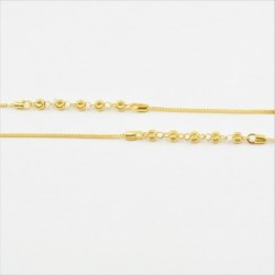 Fancy Box and Bead Chain - DMS-18-C57 - 4