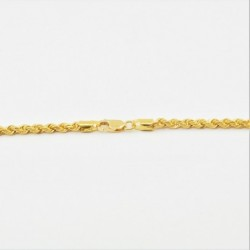 Hollow Rope Chain - DMS-19-C59 - 5