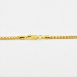 Hollow 'Popcorn' Style Chain - DMS-20-C73 - 5