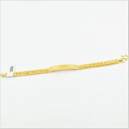 S-link ID style Bracelet for Kids - DMS-C13-B80 - 1