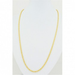 Hollow Rope Chain - DMS-19-C59 - 1