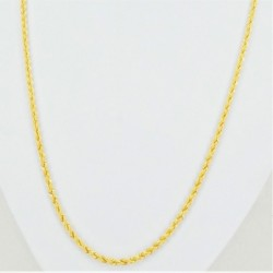 Hollow Rope Chain - DMS-19-C59 - 2