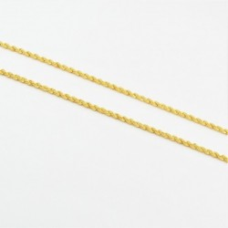 Hollow Rope Chain - DMS-19-C59 - 3