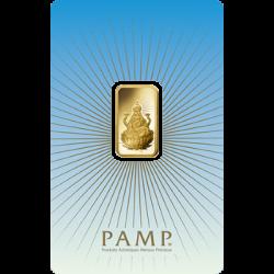 5 Gram Lakshmi Gold Bar - 1