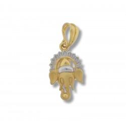 Small Ganesh Pendant - 1