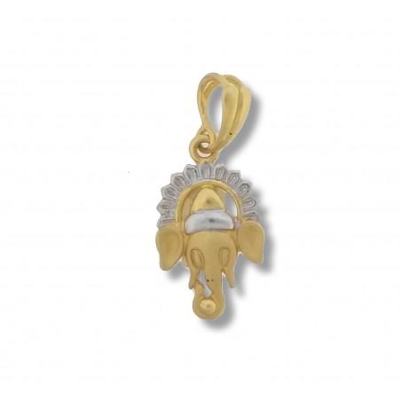 Small Ganesh Pendant