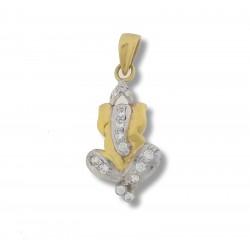 C/Z Ganesh Pendant - 1
