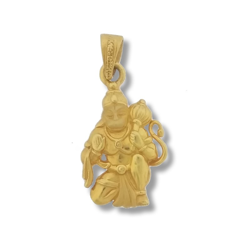 Hanuman Pendant - 1