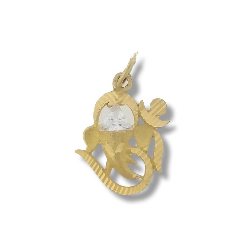 Aum / Ganesh Pendant - 1