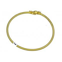 Ladies 22ct Gold Bangle Bracelet - 2