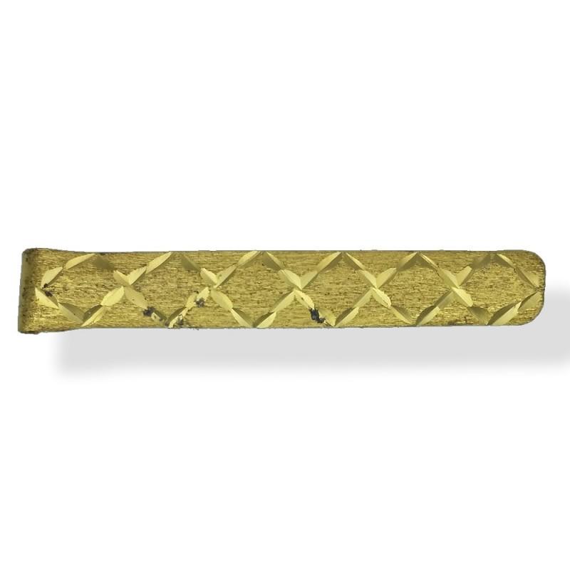 22ct Gold Tie Clip
