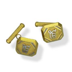 Ek Onkar Symbol Cufflinks