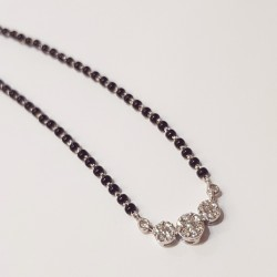 Trilogy Diamond Mangalsutra