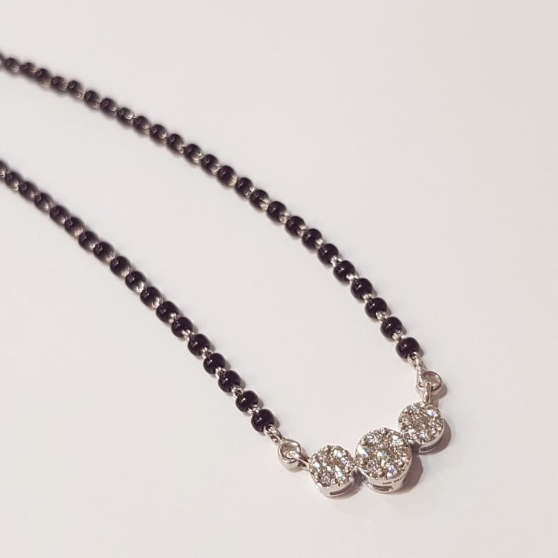Trilogy Diamond Mangalsutra