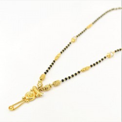 Short Mangalsutra with...