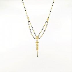 Double Chain Jumar Style Mangalsutra - 2