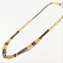 Multi-chain Short Mangalsutra - 1