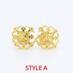 Small Gold Stud Earrings